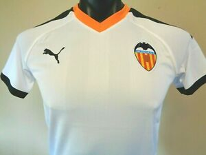 PUMA VALENCIA CF 19/20 HOME JERSEY YOUTH XL SUIT 13/14 YEAR OLDS BRAND NEW