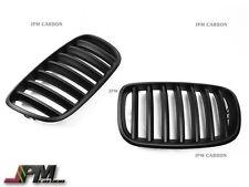 Matte Black Front Kidney Grill Grille for BMW E70 E71 Model X5 X6 SUV 2007-2013