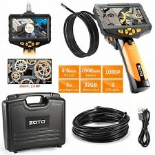 Industrial Endoscope Inspection Camera Probe Waterproof Borescope Snake Camera