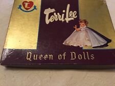 Vintage 1950's Terri Lee Fashions Outfit Box Only
