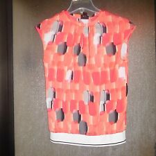 Ladies Blouse By Worthington-Size Small-Many Bright Colors-Very Pretty!