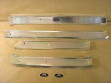 """1961 1964 Pontiac Chevy Olds 4 Door Models Door Sill Plates 28 3/4"""", C4808634RS"""