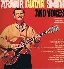 Arthur Smith – Arthur (Guitar) Smith And Voices – HAT 3025 – LP Vinyl Record