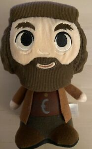 """Funko Super Cute Plushies Harry Potter Hagrid 8"""" Inch Collectible Plush"""