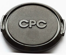 CPC Front Lens Cap 52mm 52 mm Snap-on