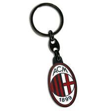 Portachiavi Ufficiale Milan Originale tutto metallo confezione regalo AC Milan