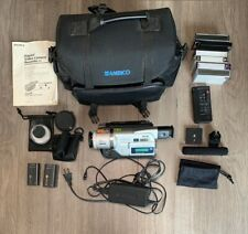 Sony Handycam Dcr-Trv250 8mm Video8 Hi8 comes with carrying bag, charger, more
