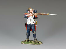 KING AND COUNTRY NAPOLEONIC French Standing Firing (hatless) NA364