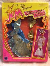 Jem glitter n gold fashion nrfb outfit Moroccan magic box golden days diamond ?