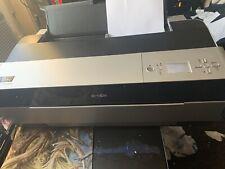 Epson Stylus Pro 3880 Designer Edition Large Format Inkjet Printer TESTED 👌