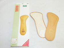 Tacco Sz. 42 Dur Leather Foot Support Unterstütztmittel Arch with Truss Pad New