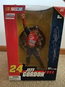 "Action Mcfarlane Jeff Gordon 12"" seriesone"