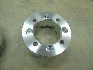 """Yamaha Viking 1.5"""" wheel spacers aluminum"""