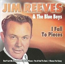 I Fall To Pieces by Jim Reeves/The Blue Boys (CD, 2008, Luxury Multimedia)