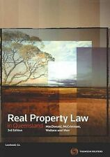 Real Property Law in Queensland by Mcdonald (Paperback, 2010)
