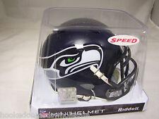 Seattle Seahawks Speed Mini Helmet Replica NFL