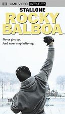 Rocky Balboa Complete in case w/ manual PSP Playstation Portable