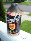 berghoff 1887 conetop beer can (high profile on top) fixer upper but not bad SEE
