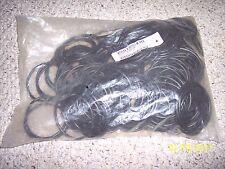 "200pcs Black rubber ring O-ring seal as568-340 Spec.85.09x5.34mm 3 1/2"" pinball"