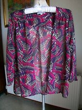 Per Una Open Front Long Sleeve Jacket, Size 12, M&S