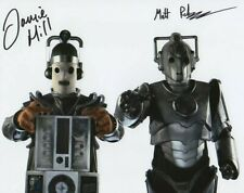 More details for doctor who autograph: jamie hill & matt rohman (world enough) signed photo