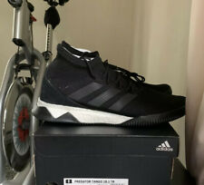 Adidas Comfy Indoor Soccer Shoes Predator Tango 18.1 Black DB2062 Men Size 10