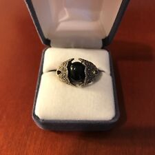womens beautiful ring marked 925 size 7