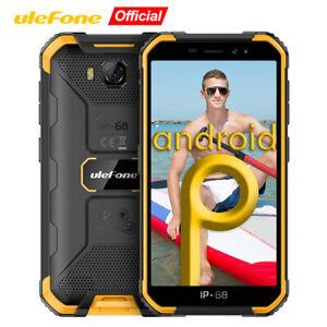 Ulefone Armor X6 Rugged Smartphone Waterproof Outdoor Cell Phone Unlocked 16GB