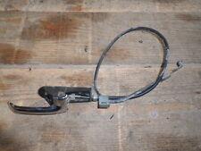 Poignée + câble de porte arrière droit JAGUAR DAIMLER XJ40 de 1986 a 1994