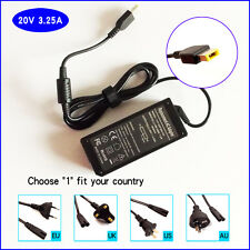 AC Power Adapter Charger for Lenovo Thinkpad T440S T440 X230s X240 Y50 G405 G400