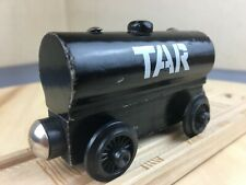Thomas the Tank Engine Wooden Train - Tar Wagon - 1994 Britt Allcroft