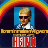Heino Komm in meinen Wigwam (compilation, 16 tracks) [CD]