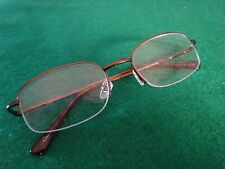 Foster Grant EyeGlass Frames CT0312 Brn RSP30Ear pieces made in China Used