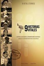 9 Vital Stories by Latinhub Com Au (2014, Paperback)