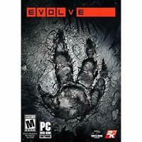 Evolve Game Brand New PC Software Brand New