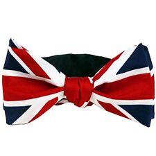 Great Britain BNIB Union Jack Bow Tie