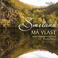 THEODORE/JANACEK PHILHARMONIC ORCHESTRA KUCHAR - MA VLAST  CD NEU SMETANA