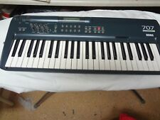 Korg 707 Vintage Performing Synthesizer - Synth Portable Battery Keyboard
