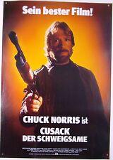 Cusack - Der Schweigsame CODE OF SILENCE Filmplakat DIN A1 (gerollt)