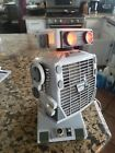 Vintage 1980s Robo The Fan by Roberson Space Age Robot Fan Oscillating