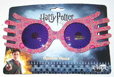 Harry Potter Half-Blood Prince, Luna Lovegood Spectra Specs Glasses, NEW UNUSED