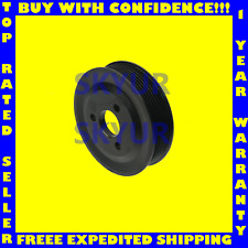 BMW 128 323 325 328 330 525 528 530 X3 Aluminum Power Steering Pump Pulley URO