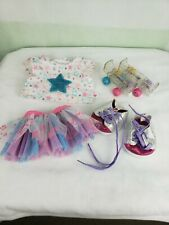 Build A Bear Skirt Top Skates & Sneakers