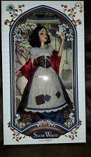 "New Disney Store Snow White Limited Edition Doll 17"" NIB LE 6500"
