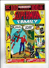 "The Superman Family  No.164  : 1974 :  : ""Death Bites With Fangs Of Stone"" :"