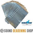Sound Deadening Dodo Mat DEADN  Hex 20 Sheets 20sq.ft Car Vibration Proofing