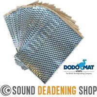Sound Deadening Dodo Dead Mat Hex ® 20 Sheets 20sq.ft Car Vibration Proofing