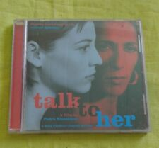 Talk to Her by Alberto Iglesias (Cd, Nov-2002, Milan) Pedro Almodovar Ost