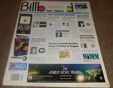 BILLBOARD MAGAZINE - 1/27/96 - CHARTS, ADS - WHITNEY / MARIAH / BOYZ II MEN # 1