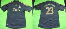 Jamie Carragher The Reds LIVERPOOL FC jersey shirt ADIDAS 2009-2010 men SIZE XL